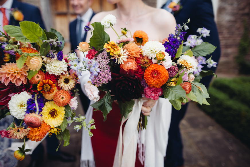 Dewsal Court wedding photography