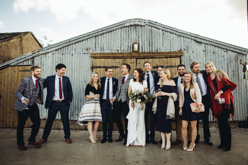 EDEN BARN LAKE DISTRICT WEDDING PHOTOGRAPHY LUCY LITTLE
