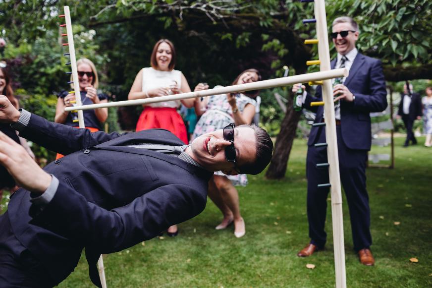 Didsbury House Hotel wedding photography limbo